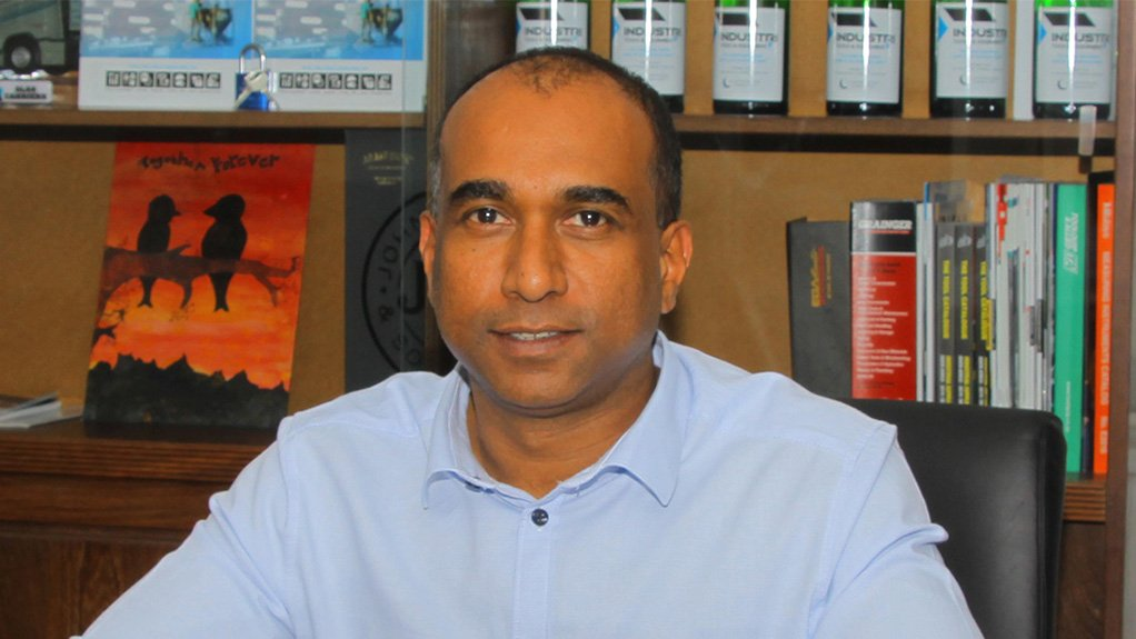 KRIBAN GOVENDER It is critical for customers to have dependable support from a highly experienced team with combined technical skills and expertise