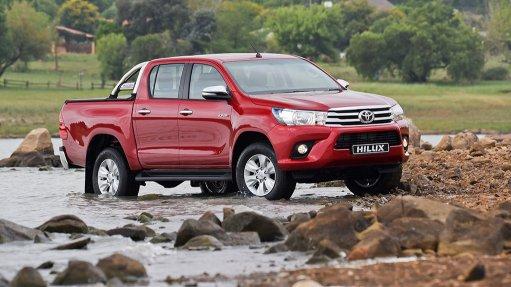 Best-case scenario a 16% drop in new-vehicle sales, says Toyota