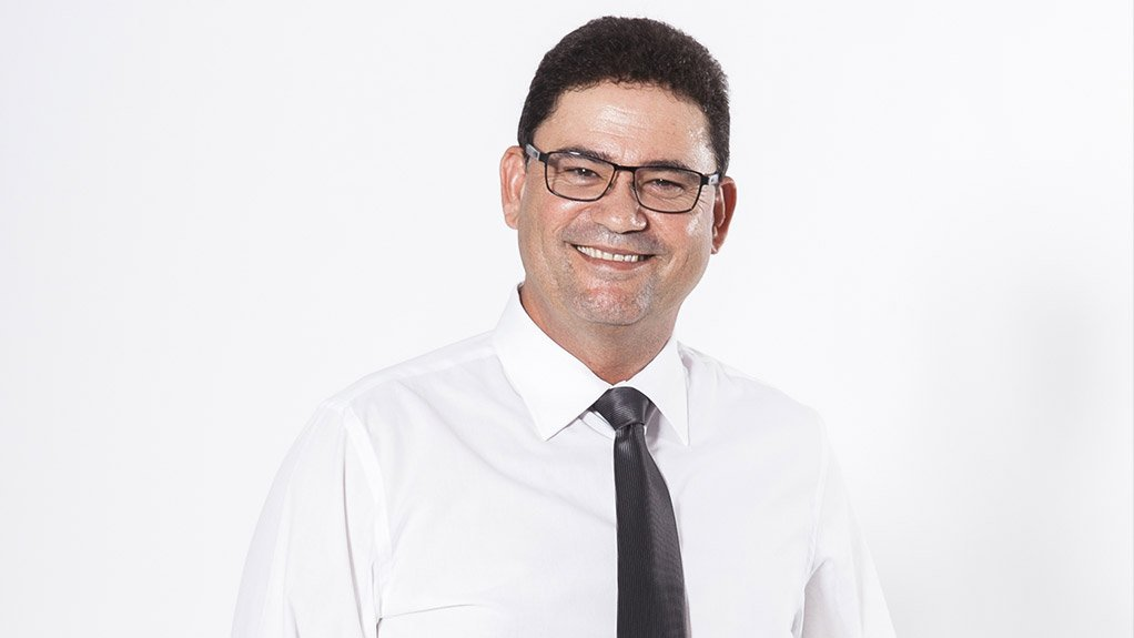OSSIE CARSTENS The test mine will enable testing in an environment safe from industrial espionage, while demonstrating capabilities in a real-world situation, without production pressures