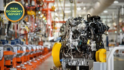 Ford's Straundale Engine Plant produces for export markets
