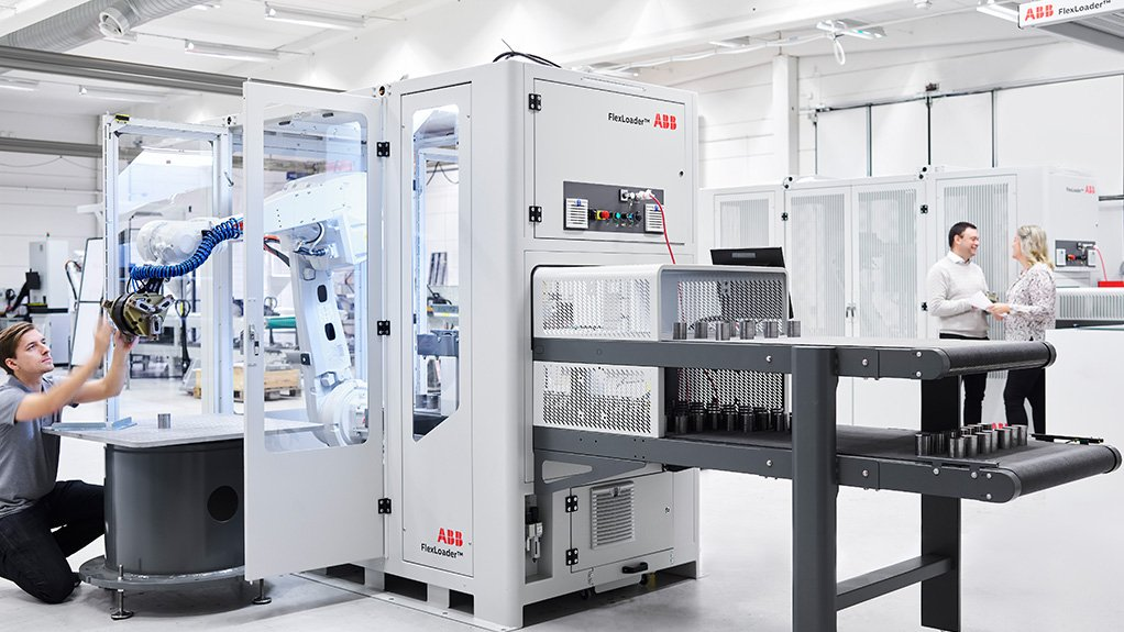 TECHNOLOGICALLY ADVANCED  All cells in the ABB FlexLoader range are standardised and built using the latest technology to meet the increasing requirements for flexible and cost-effective production
