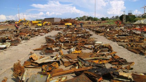 New infrastructure creates opportunities for demolition, decontamination