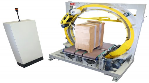 FROMM OMC-V2000 wrapping machine combines benefits of modular, automated approach with enhanced load protection and stability