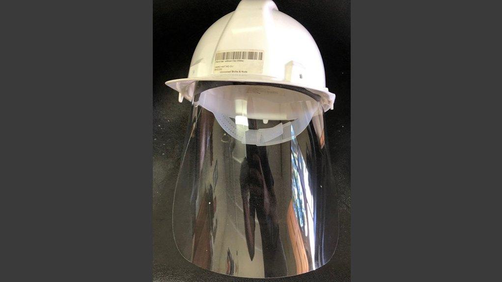 Bearings producer develops prototypes face shields
