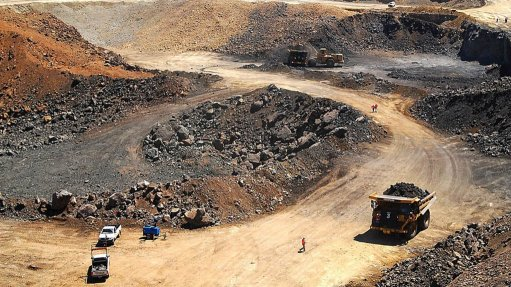 Openast mines like this one may return to 100% production capacity.