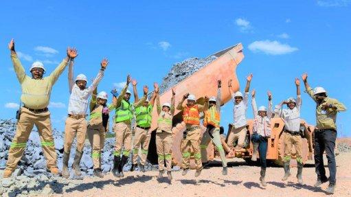 Ivanhoe advances Kakula underground development at record pace