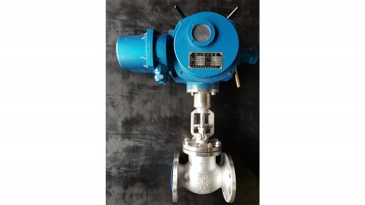 IN TOUCH WITH THE TRENDS  Pace Valves is no stranger to developments in valve automation