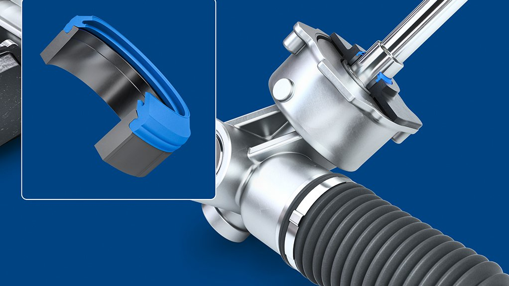 DYNAMIC DUO The bearing and seal combination introduced by Freudenberg has been validated through extensive testing