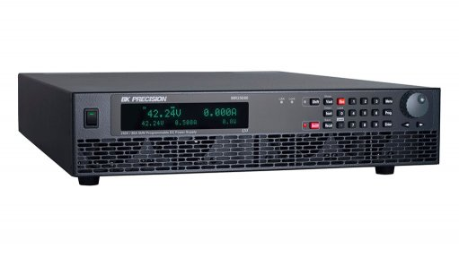 Multi-range programmable DC power supplies