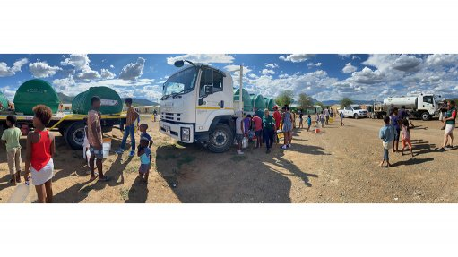 Bakkies helping  to fight pandemic
