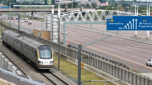 Gautrain reopens with disinfectant spray booths, regular sanitising