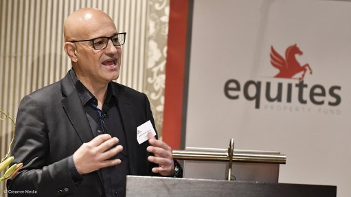 Equites grew distributable earnings by 9.4% before Covid-19 hit locally
