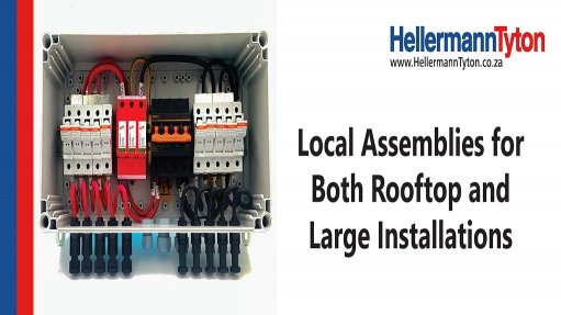Local Assemblies for Both Rooftop and Large Installations