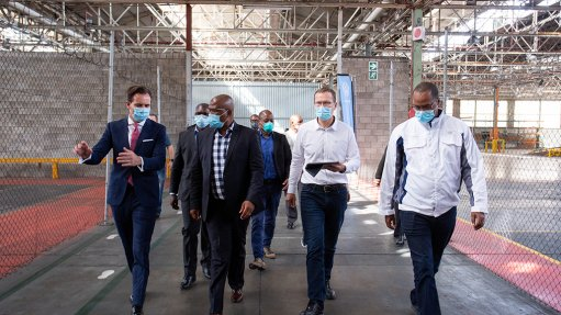 VW, German govt in project to convert PE plant into R135m medical facility