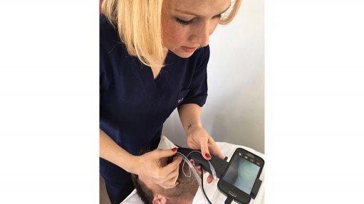 Video laryngoscope makes for easier breathing