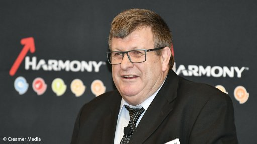 Harmony Gold's operational free cash more than doubles to R3bn