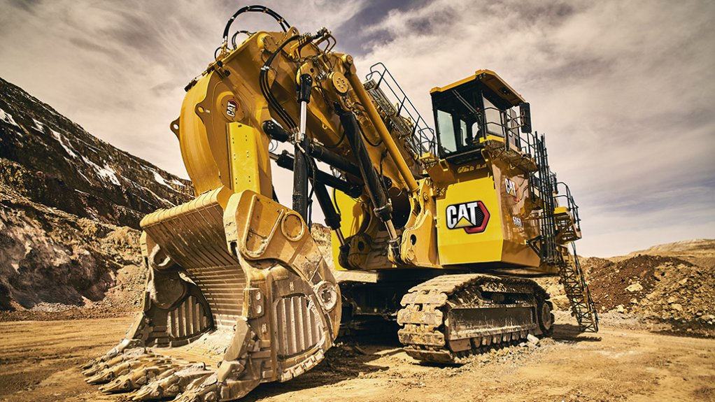 Next generation Cat 6060 hydraulic mining shovel features greater performance , increased durability
