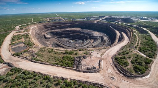 Weak diamond prices push Lucara to first-quarter loss