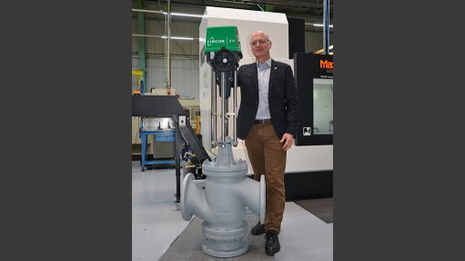 Electric linear actuator opens the door for Industry 4.0