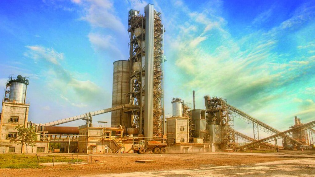 THE AFRISAM WAY Tanga Cement has recorded millions of safe working hours over the past four years