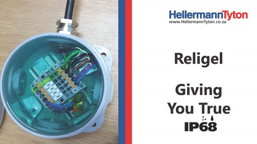 Religel Giving you Tur IP68