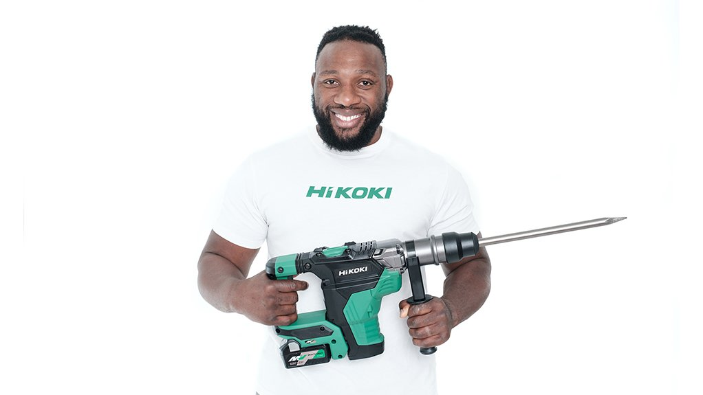LEADING CONSTRUCTION TOOLS  Some of Matus South Africa's leading brands for power tools within the construction sector are Hikoki (formerly known as Hitachi), Fox and Euroboor