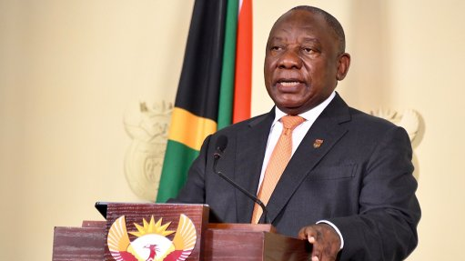 Ramaphosa urges citizens to prepare for 'new reality' where Covid-19 fight is part of daily existence