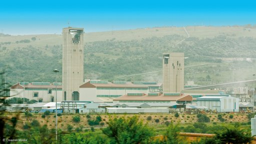Progress in sale of AngloGold's South African assets to Harmony 