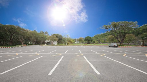 DIG A LITTLE DEEPER  The environmental aspects of concrete parking lots, should not be overlooked