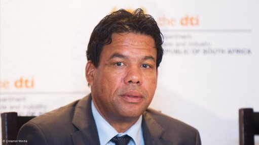 DTIC incentives to be calibrated to maintaining South Africa's industrial base post-Covid
