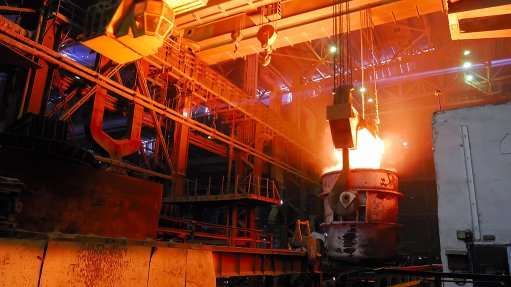 Expedited change in  stainless steel industry expected
