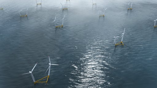 New venture set up to explore South Africa's offshore floating wind-farm potential