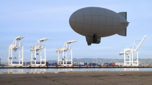 Blimps posited to monitor Covid-19 prevention measure compliance