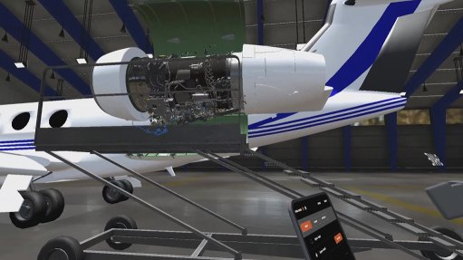 Rolls-Royce release virtual reality training system for business jet engines
