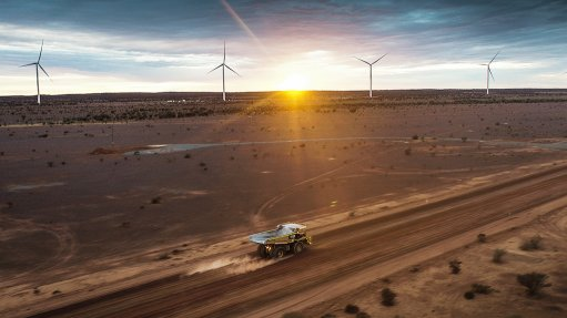 Hybrid renewable microgrid up and running at Gold Fields' Agnew