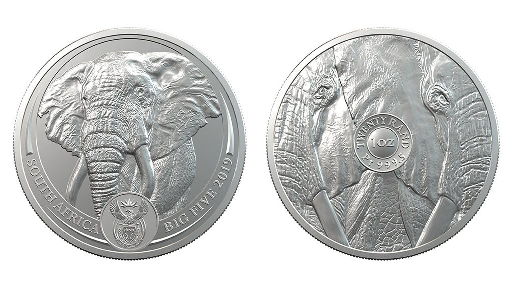 South Africa's new platinum coin has been an instant success.