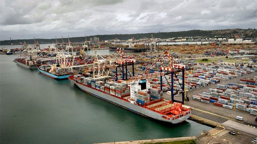 Improvements seen at Port of Durban owing to decongestion task team