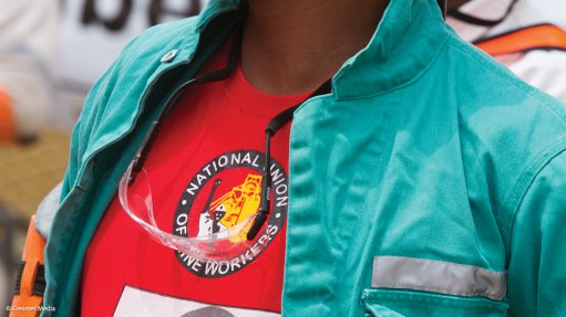 NUM also wants govt to temporarily close mines, test all employees in Limpopo