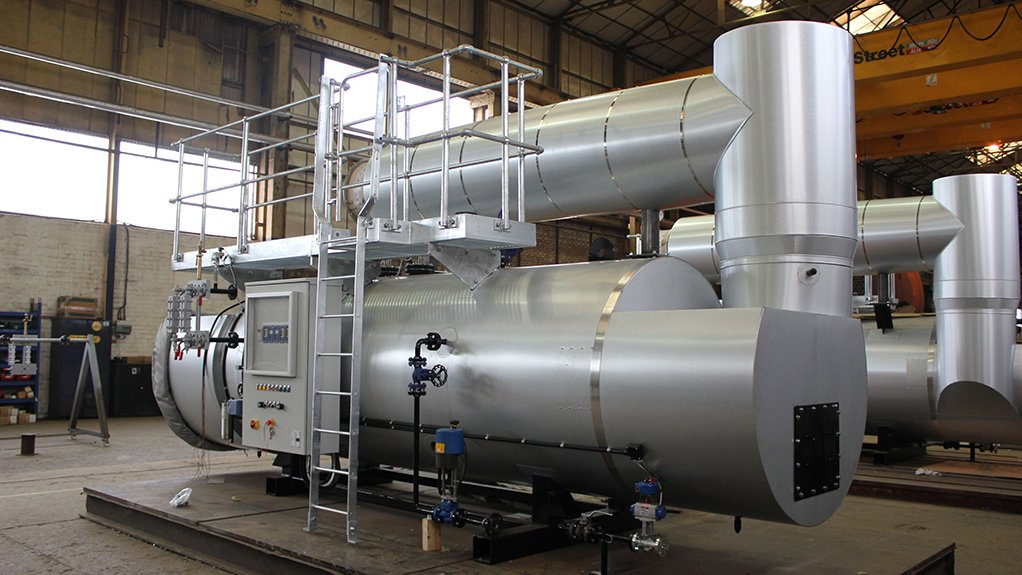 BETTER FUEL Waste heat technology uses heat from the fuel gases of combustion processes as a fuel source