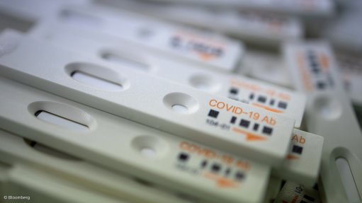SA faces 'significant constraints' with Covid-19 test kits