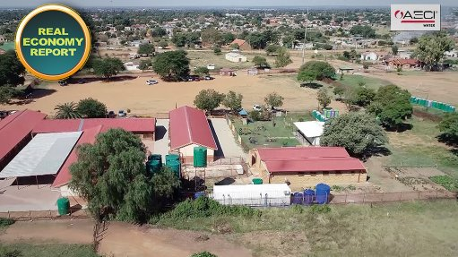 AECI provides water infrastructure for Hammanskraal communities