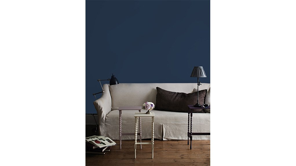 WINTER COLOUR INSPIRATIONS Plascon's colour advice team has come up with a collection of interior colours to fit the mood of the times