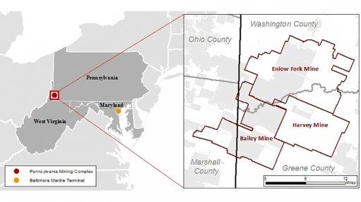 Pennsylvania Mining Complex, US