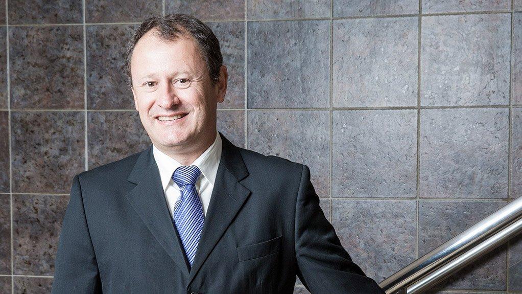 Afrimat CEO Andries van Heerden