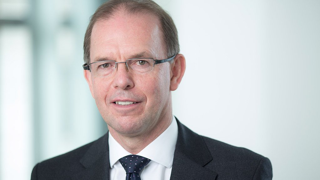 World Platinum Investment Council research  director Trevor Raymond