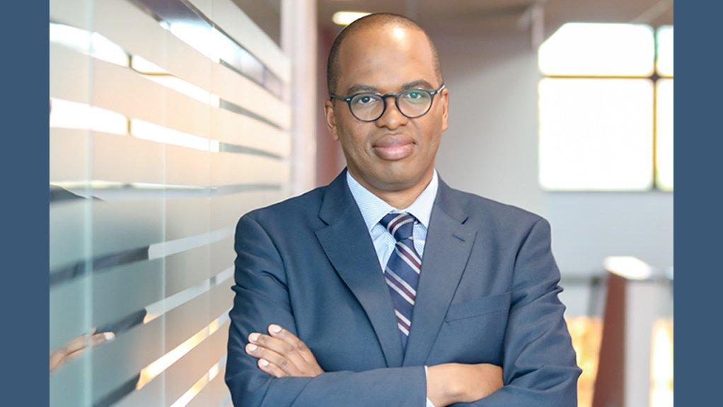 University of Pretoria executive director of faculty Dr Morris Mthombeni