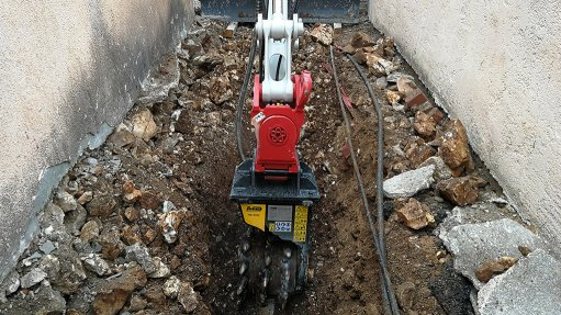 Where there is an MB Crusher unit, there is a way!