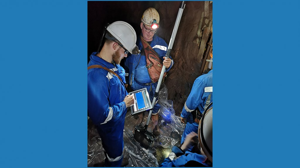 Getac F110-Ex Fully Rugged Tablets Prevent Cave-Ins and Protect Miners in Underground Mines Across Russia
