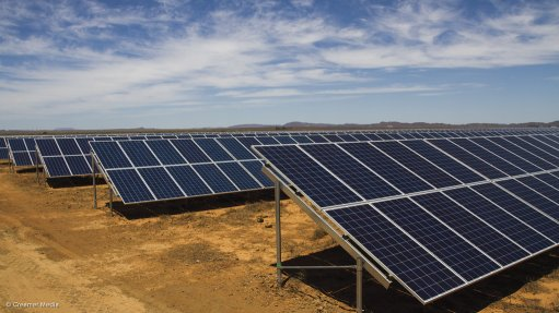 New England Solar Farm, Australia