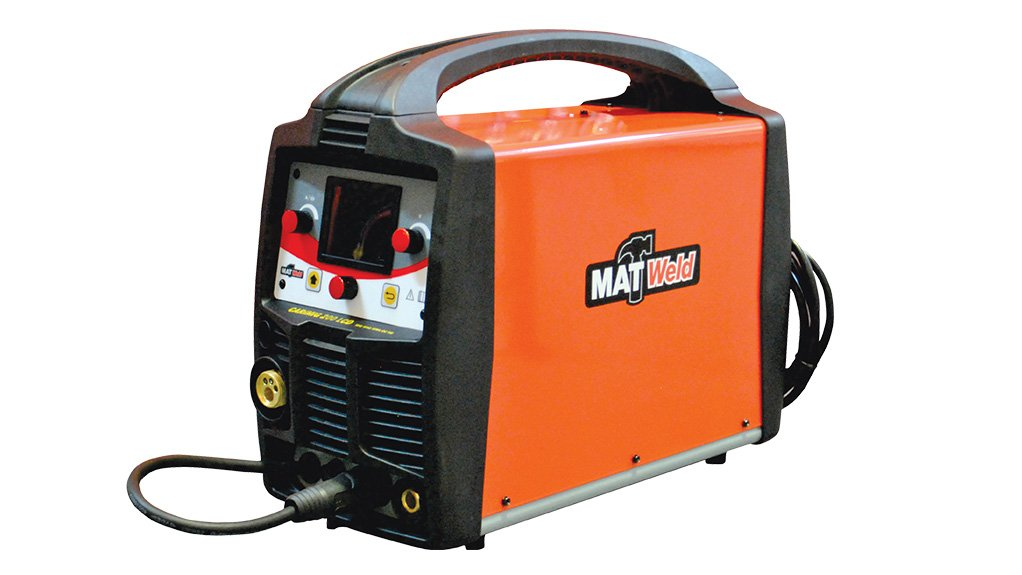 DIY PERSONIFIED  Matus South Africa's high-quality welding and plasma-cutting industrial and do-it-yourself machines all carry a two-year warranty